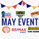 May Events: In & Around Calgary & Airdrie!